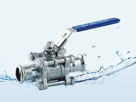 Press 3pcs Ball Valve