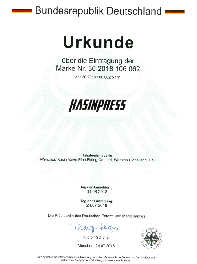 Kasinpress Registration